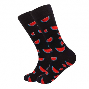Watermelons all over Printed Socks