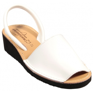 Authentic Menorcan Sandals with Wedges