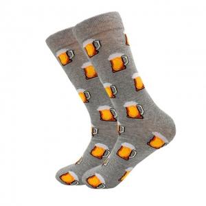 Beer Jug Printed Socks
