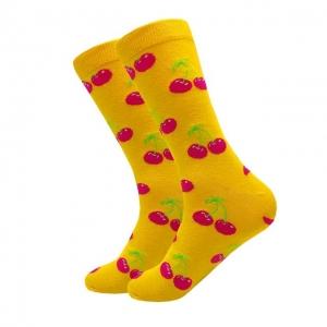 Cherries Printed Socks