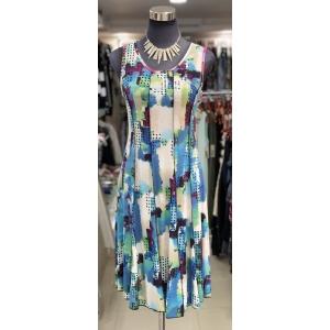 Aquarela Stitch Dress