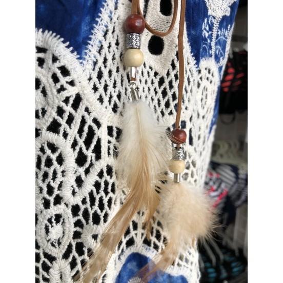 Pocahontas Croche Coverup