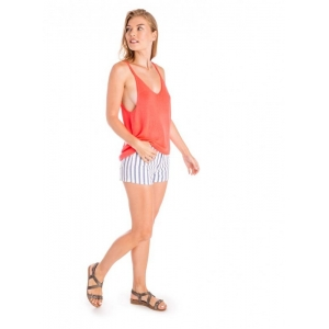 Knit Coral Tank Top