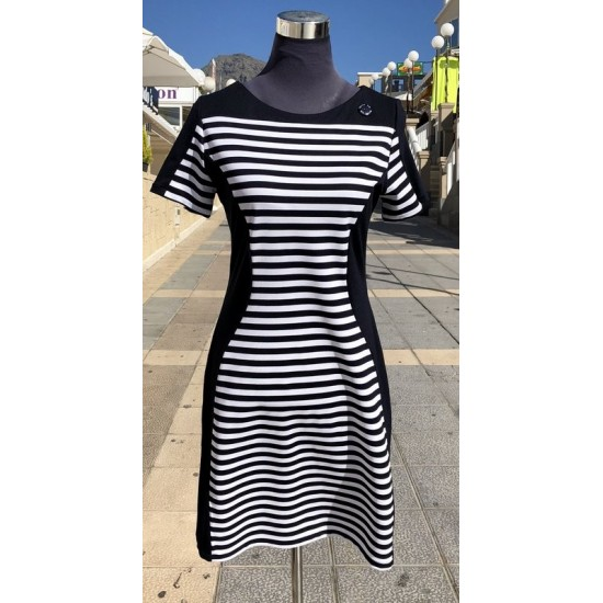 Memphis Nautical Dress