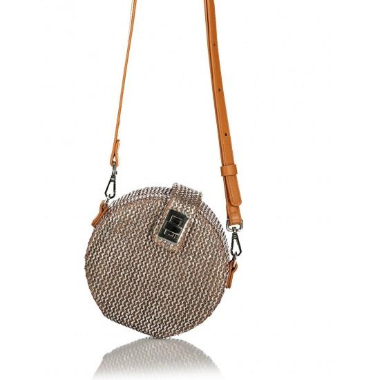 Caty Round Crossboy Bag