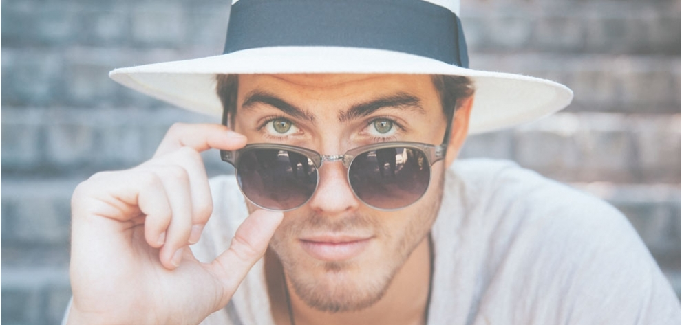Sunglasses for Men | Aloha Canary