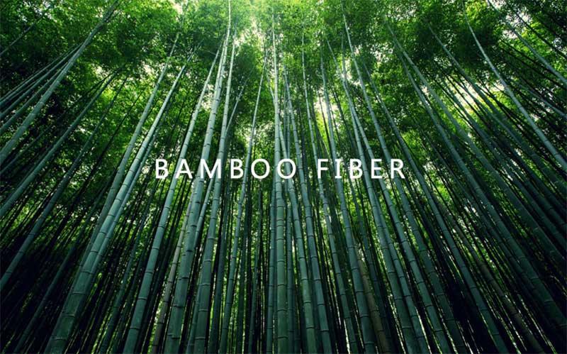 fibra bambu