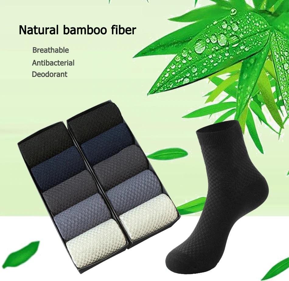 Calcetin Hombre Bamboo