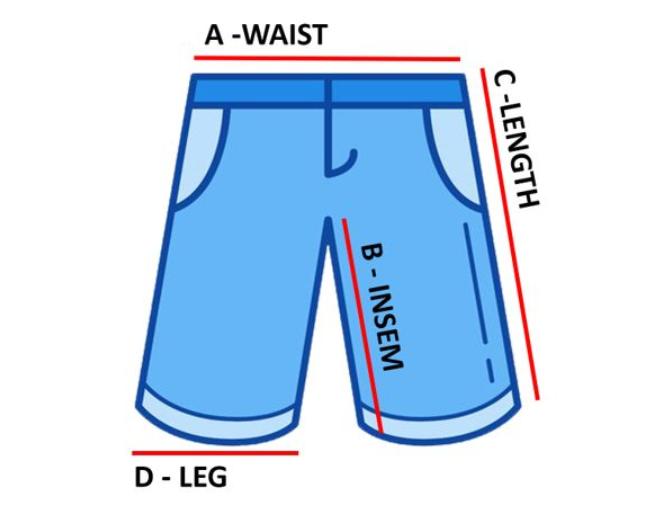 estilo shorts