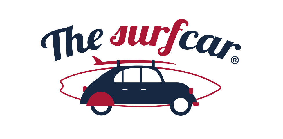 The SurfCar Logo