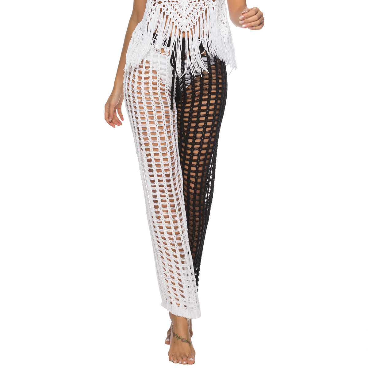Boho Beach Croche BW